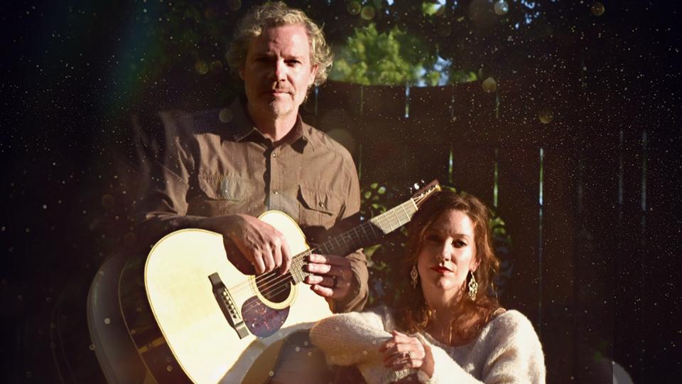 Kristen and Jon Campbell